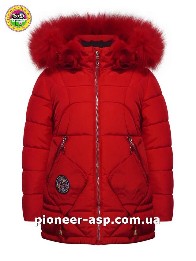 c34909f8b Пальто зимнее для девочки